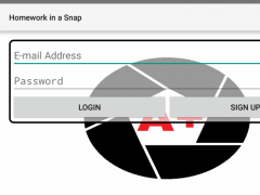 Homework in a Snap 1.8 Screenshot