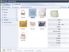 HomyFads Wardrobe Manager 2.4.0.659 Screenshot
