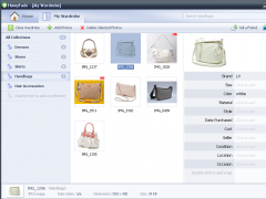 HomyFads Wardrobe Manager (Portable) 2.4.0.985 Screenshot