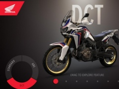 Honda Motorcycles Experience 1.6.0 Screenshot