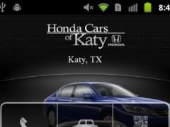 Honda Cars of Katy 217963 Screenshot
