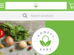 honestkart | Organic and Natural Products  Screenshot