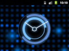 Honeycomb Clock 2.5 Screenshot