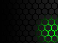 Honeycomb Plasma LiveWallpaper 1.7 Screenshot