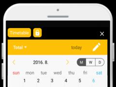 HoneyNote - schedule,timetable 0.23.43 Screenshot