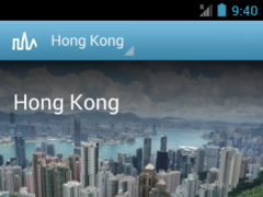 Hong Kong Guide by Triposo 4.5.7 Screenshot