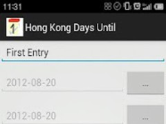 Hong Kong Holidays Until 2015 1.3.3 Screenshot