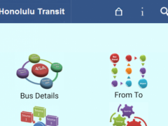 Honolulu Transit Info 1.0 Screenshot