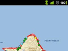 Honolulu Tsunami Evac. Zones 1.2.1 Screenshot