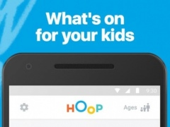 Hoop - What's On for Kids 2.2 Screenshot