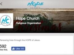 Hope Church Kalispell 1.0 Screenshot
