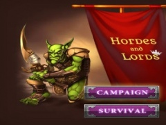 Hordes And Lords 1.0.0 Screenshot