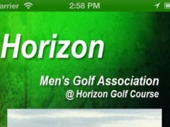 Horizon Men's Golf Association 1.0 Screenshot