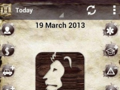 Horodroid - free horoscopes 2.2.4 Screenshot