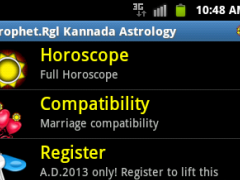 Horoscope Kannada  Screenshot