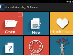 Horosoft (Astrology Software) 3 10 Free Download