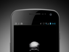 Horror Skull Live Wallpaper 1.0 Screenshot