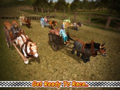 Horse Cart Racing 3D-Ultimate Derby Champion Quest 1.0.1 Screenshot
