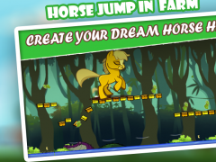 horse farm breeding games jump 1.0 Screenshot