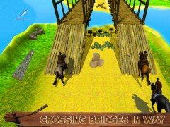 Horse Riding Adventure 2017-Horse Racing & Jumping 1.2 Screenshot