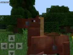 Horses Mod for Minecraft 1.7 Screenshot