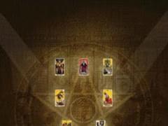 Horseshoe Spread of Tarot 1.0 Screenshot