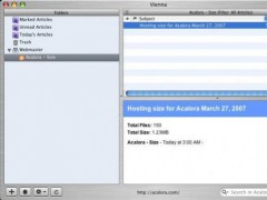 HostingFeed 0.0.1 Screenshot