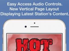HOT 106 5.1.21 Screenshot