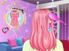 Hot Braid Hairdresser HD 1.1.3 Screenshot