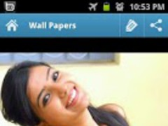 Hot Samantha Wall Papers HD 1.0 Screenshot