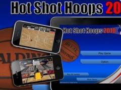 Hot Shot Hoops 1.1 Screenshot