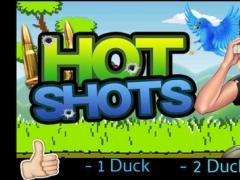 Hot Shots - Duck shooter adventure 1.0 Screenshot