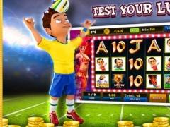 Hot Slots Soccer 2016 Casino Slots Of Games 777: Free Slots Jackpot ! 1.0 Screenshot