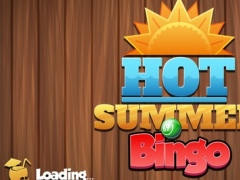 Hot Summer Bingo - Bankroll To Ultimate Riches With Multiple Daubs 1.0.0 Screenshot