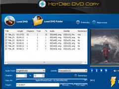 HotDisc DVD Copy 10.0.2 Screenshot