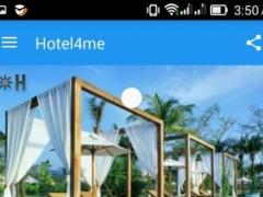 Hotel 4 Me 3.1.0 Screenshot