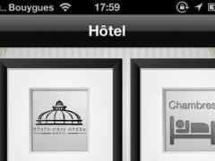 Hotel Etats-Unis Opéra 1.2 Screenshot