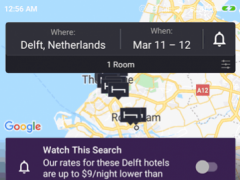 Review Screenshot - Booking App – Book the Best Hotels for a Discounted Price