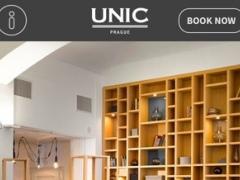 Hotel UNIC Prague 1.3.18 Screenshot