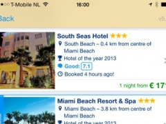 Hotels for iPad, iPhone & iPod touch 5.6 Screenshot