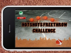 HotShots FreeThrow Challenge 1.1 Screenshot