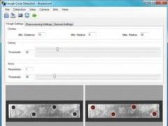 Hough Circle Detection 2.2 Screenshot