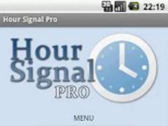 Hour Signal Pro 1.7 Screenshot