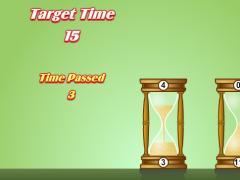 Hourglass Problem 1.5.2 Screenshot
