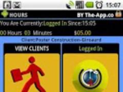 .Hours - Time Clock/Card Pro 1.4 Screenshot