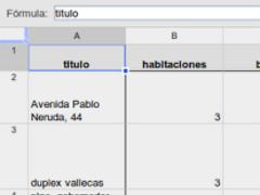 house comparator plus 1.0.0 Screenshot