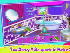 House room Cleaning Game: Family Cleaning & Washing Dream House Care 1.0 Screenshot