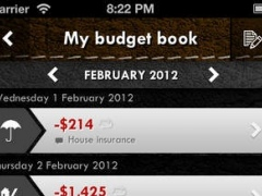 Household++ | Manage your housekeeping budgets together 1.0 Screenshot