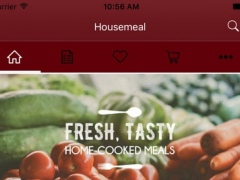 Housemeal 1.6 Screenshot