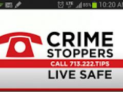 Houston Crime Stoppers 2.7 Screenshot